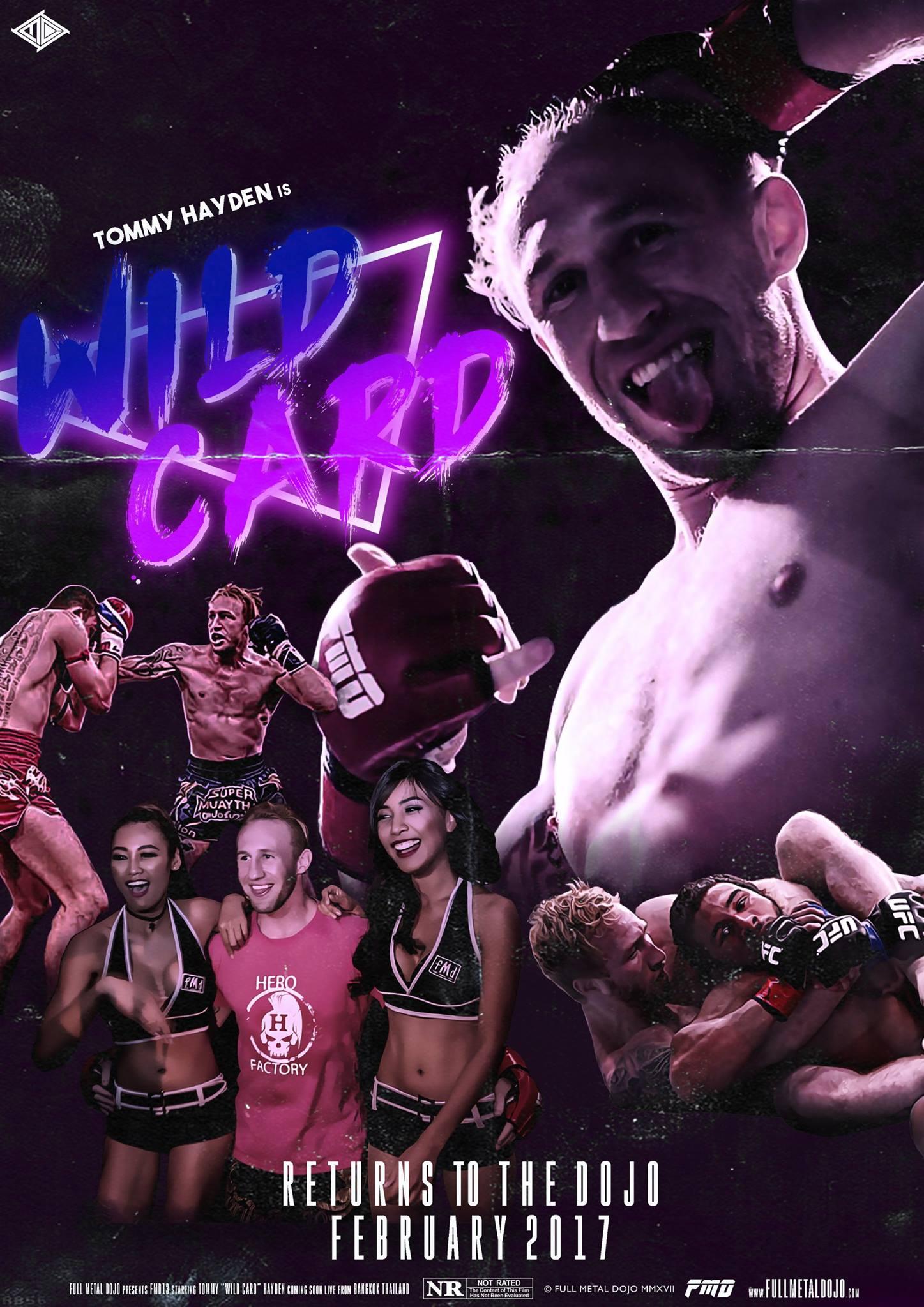 Tommy Wild Card Hayden